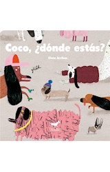 E-book Coco, ¿dónde estás?