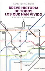 Papel BREVE HISTORIA DE TODOS LOS QUE HAN VIVIDO