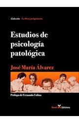 Test ESTUDIOS DE PSICOLOGIA PATOLOGICA