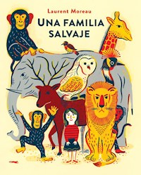 Libro Una Familia Salvaje