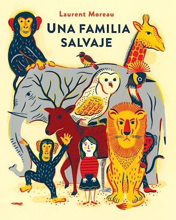 Papel Una Familia Salvaje