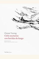 Papel CIELO NOCTURNO CON HERIDAS DE FUEGO