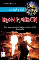 Libro Iron Maiden