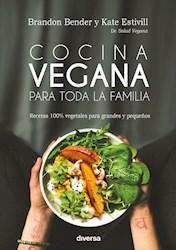 Libro Cocina Vegana Para Toda La Familia