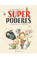 Papel EL GRAN LIBRO DE LOS SUPERPODERES