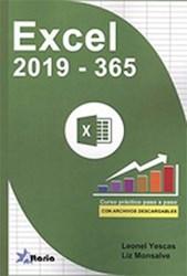 Libro Excel 2019 - 365