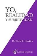 Papel YO REALIDAD Y SUBJETIVIDAD (RUSTICA)