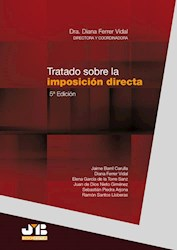 Libro Tratado Sobre La Imposicion Directa (5ª Edicion