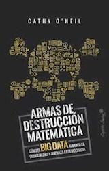Papel ARMAS DE DESTRUCCION MATEMATICA