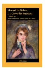 Papel LA COMEDIA HUMANA VOL.VII