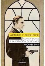 Papel ARTHUR Y SHERLOCK