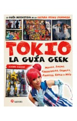 Papel TOKIO LA GUIA GEEK