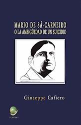 Libro Mario De Sa-Carneiro