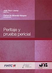 Libro Peritaje Y Prueba Pericial.