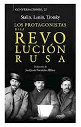 Papel CONVERSACIONES CON LOS PROTAGONISTAS DE LA REVOLUCION RUSA