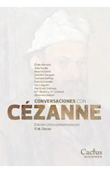 Papel CONVERSACIONES CON PAUL CEZANNE