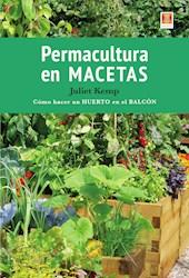 Libro Permacultura En Macetas
