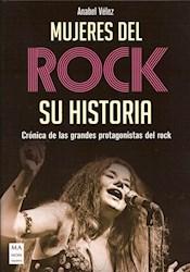Libro Mujeres Del Rock: Su Historia