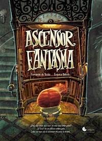 Libro Ascensor Fantasma