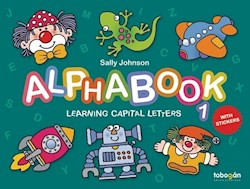 Libro Alphabook 1 : Learning Capital Letters