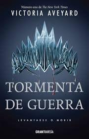 Papel Tormenta De Guerra (Reina Roja 5 Libro De La Saga)