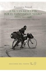 Papel A pie y en bicicleta por el Continente Negro