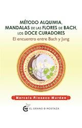 Papel METODO ALQUIMIA, MANDALAS DE LAS FLORES DE BACH