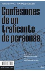 Papel CONFESIONES DE UN TRAFICANTE DE PERSONAS