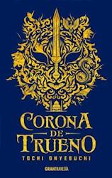 Libro Corona De Trueno  ( Libro 2 De Bestias De La Noche )