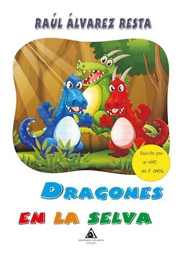 Papel Dragones En La Selva