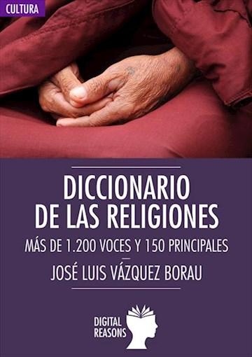 E-book Diccionario De Las Religiones