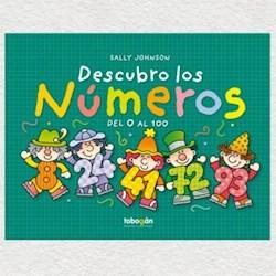 Libro Descubro Los Numeros : Del 0 Al 100