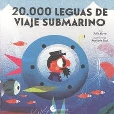 Libro 20.000 Leguas De Viaje Submarino