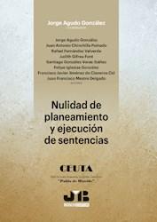 Libro Nulidad De Planeamiento Y Ejecucion De Sentencias