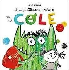 Libro El Monstruo Va Al Cole