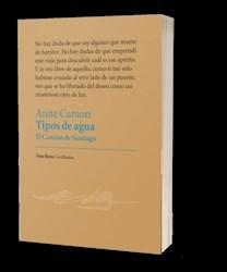 Libro Tipos De Agua : El Camino De Santiago