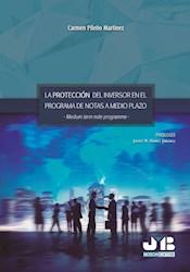 Libro La Proteccion Del Inversor En El Programa De Nota
