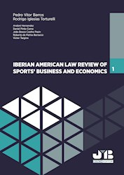 Libro Iberian American Law Review Of Sports Business & E