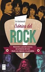 Libro Cronica Del Rock
