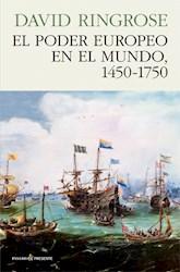 Papel El Poder Europeo En El Mundo 1450 - 1750