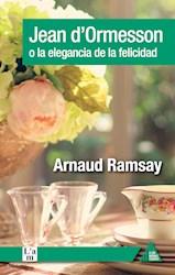 Libro Jean D'Ormesson