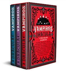 Libro Vampiros , Dracula Y Otros Relatos Sangrientos