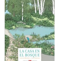 Libro La Casa Del Bosque  (Desplegable)