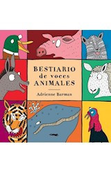 Papel BESTIARIO DE VOCES ANIMALES