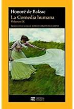 Papel LA COMEDIA HUMANA VOLUMEN IX