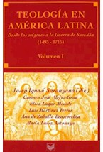 Papel TEOLOGIA EN AMERICA LATINA VOLUMEN I