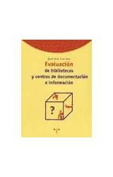 Papel Evaluación de bibliotecas y centros de documentación e información