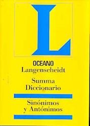Papel Diccionario Sinonimos Y Antonimos Summa