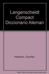 Papel Diccionario Aleman Español Compact Oceano