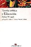 Papel TEORIA CRITICA Y EDUCACION